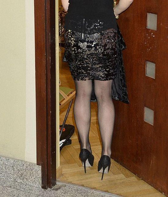 Ta 40-latka zwykle nie epatuje seksapilem (FOTO)