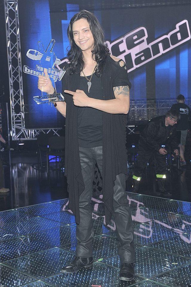 Juan Carlos Cano wygrał The Voice of Poland (FOTO)