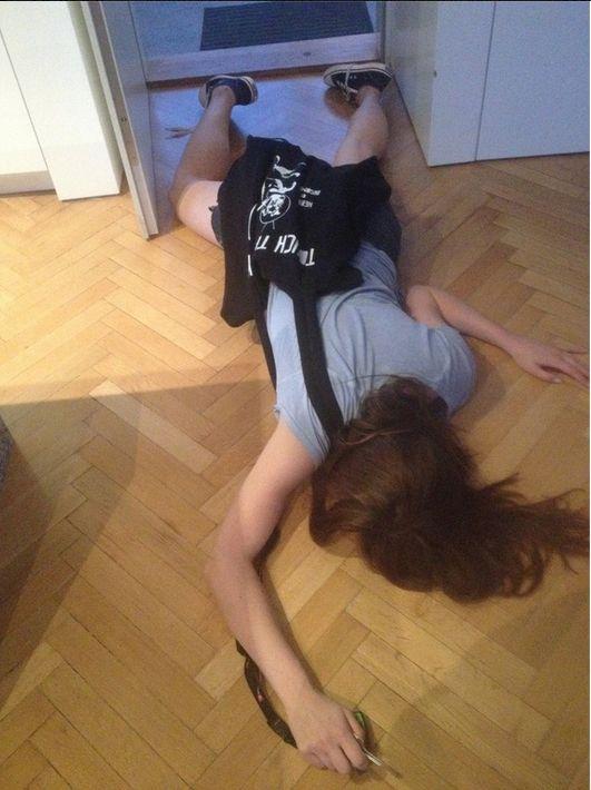 Julia Kamińska przesadziła z imprezowaniem? (FOTO)