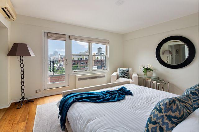 Mieszkanie całkiem skromne jak na posiadaczkę 140 mln $?