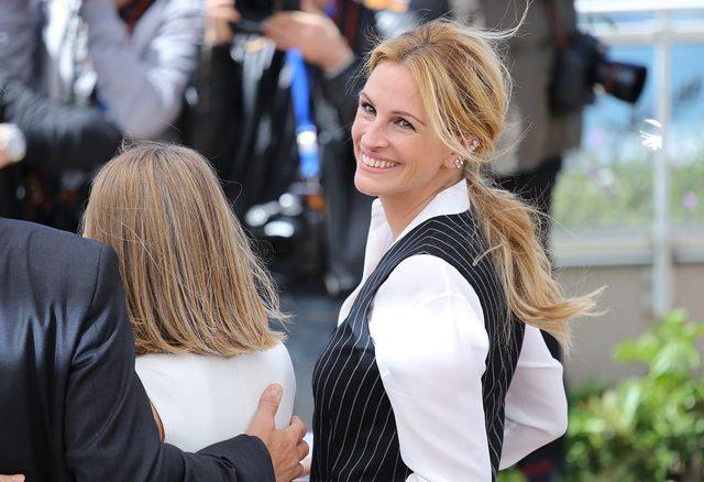 WOW! Piękna Julia Roberts po raz pierwszy w Cannes (FOTO)