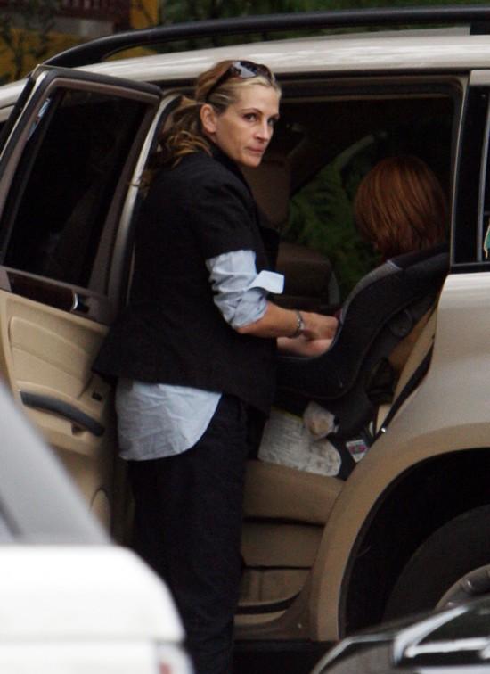 Julia Roberts nabija się z otyłych osób