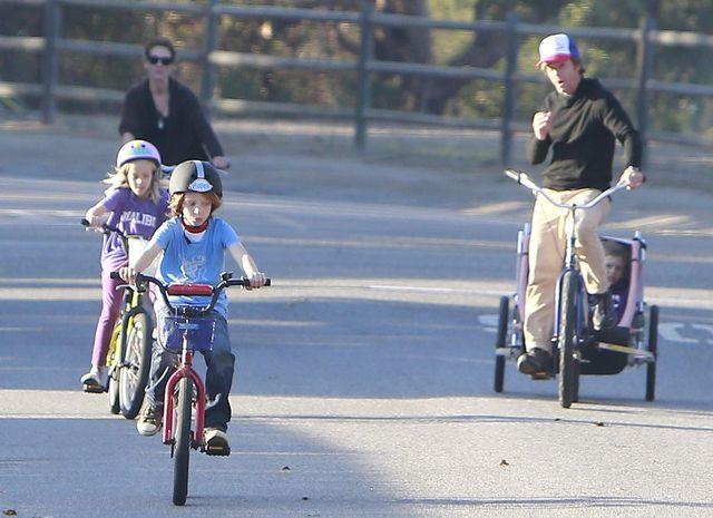 Julia Roberts przyłapana z rodzinką (FOTO)