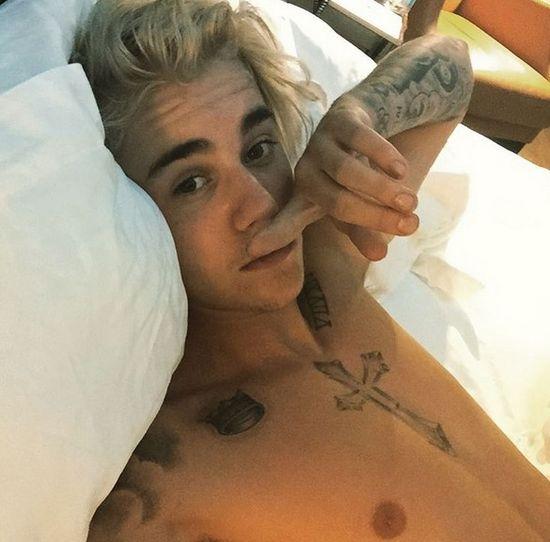 Zdjęcie penisa Justina Biebera krąży po sieci!