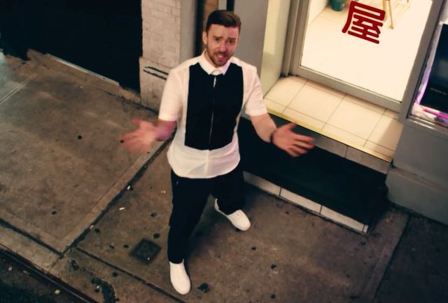 Widzieli�cie ju� nowy teledysk Justina Timberlake'a? (VIDEO)