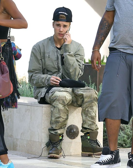 Kendall Jenner komentuje związek z Justinem Bieberem