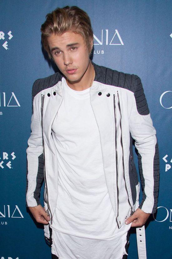 Justin Bieber podrywa�... Irin� Shayk!