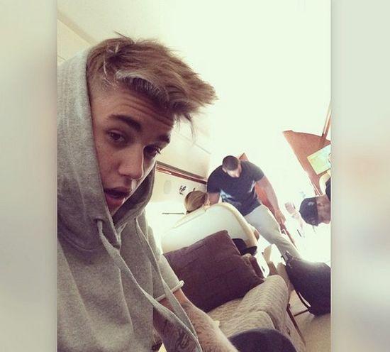 Justin Bieber chwali się zdjęciem z randki z Seleną (FOTO)
