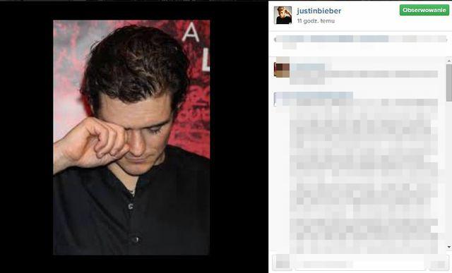 Jest odpowiedź Mirandy Kerr w sprawie bójki Blooma i Biebera