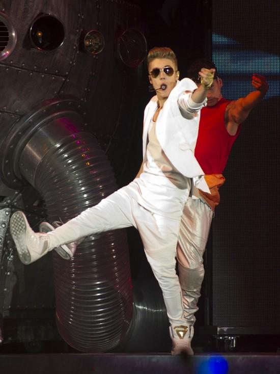 A� trudno uwierzy�: Justin Bieber twierdzi, �e rzuca muzyk�