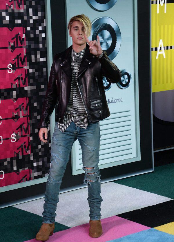 Justin Bieber rozpłakał się na scenie w czasie gali VMA?
