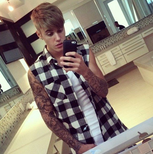Justin Bieber już tak NIE wygląda (FOTO+VIDEO)