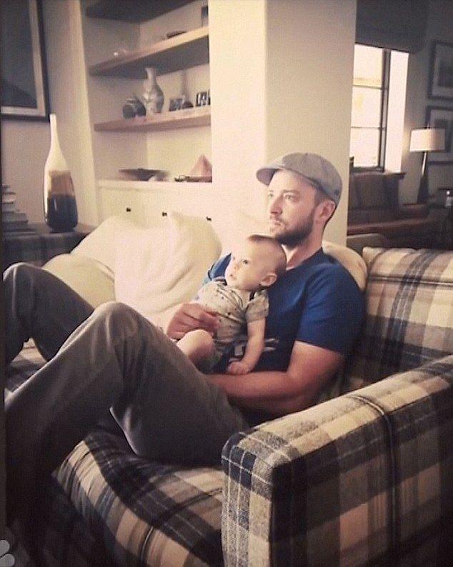 Justin Timberlake pokazał kilka zdjęć synka (FOTO)