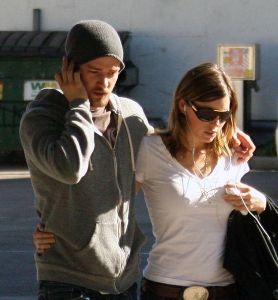 Justin Timberlake chce zabić plotki o kryzysie w związku?