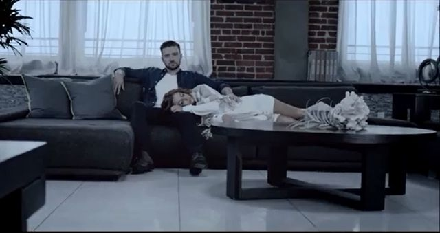 Justin Timberlake ca�uje by�� Roberta Pattinsona! (VIDEO)