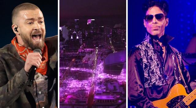 Fani Prince'a rozczarowani występem Timberlake'a na Super Bowl