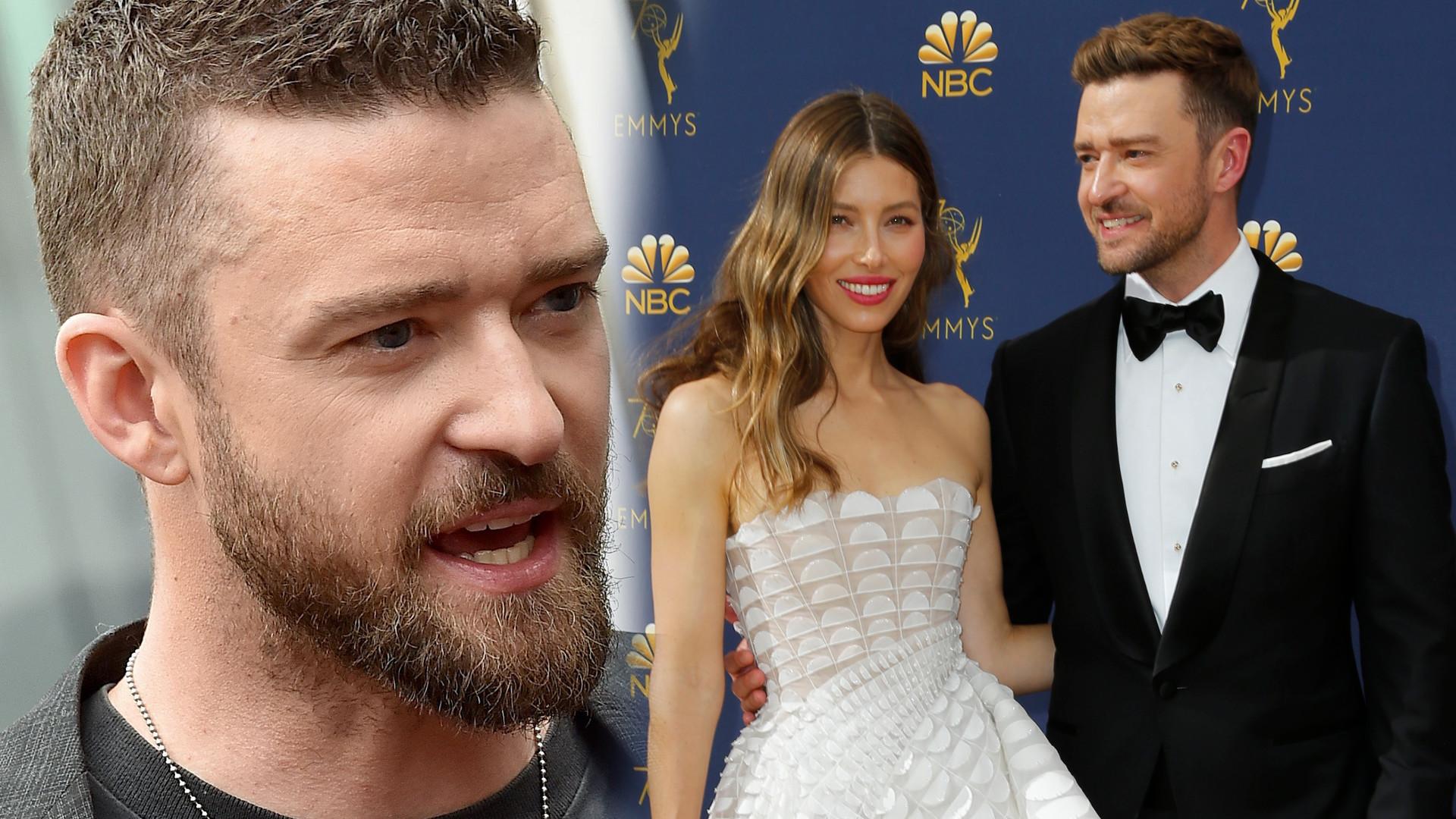 Justin Timberlake odwołał koncerty, ma problemy zdrowotne