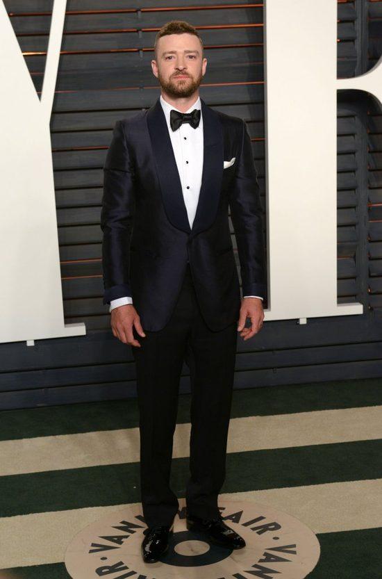 Justin Timberlake dostał W TWARZ od fana