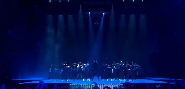 Niesamowity wyst�p Justina Timberlake'a na Eurowizji! (VIDEO)