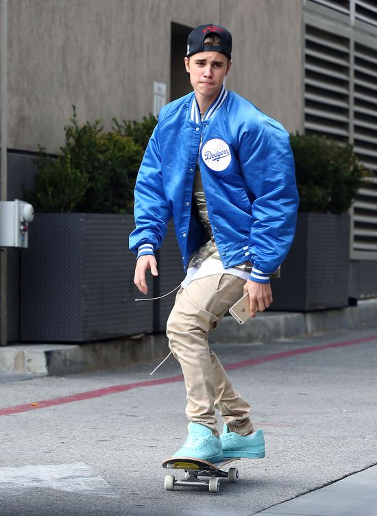 Fanki Biebera mog� zacz�� si� obawia�?