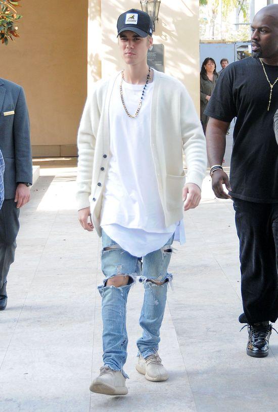Fanki Biebera mogą zacząć się obawiać?