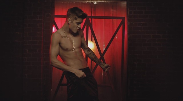 Justin Bieber ma gorący teledysk do All That Matters