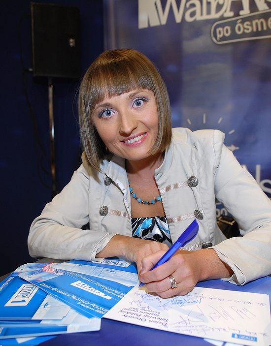 Justyna Dobrosz-Oracz zwolniona z TVP