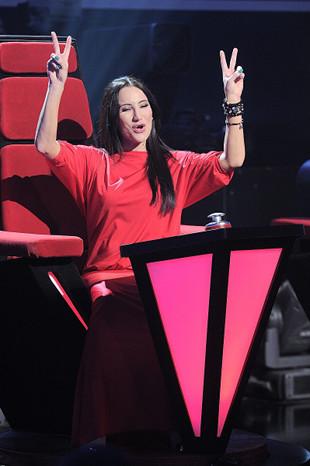 Justyna Steczkowska zrezygnowała z The Voice of Poland