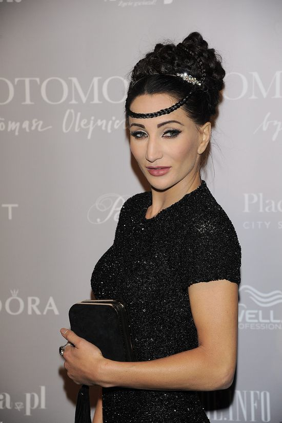 Co Justyna Steczkowska ma na głowie?! (FOTO)