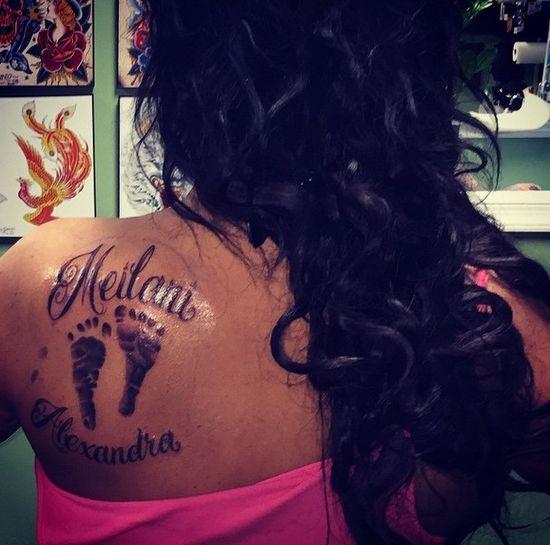 JWoww i jej narzeczony zrobili sobie takie same tatuaże