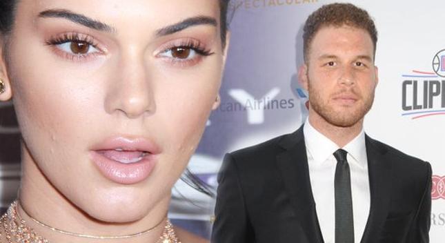 Kendall Jenner wściekła na Blake'a Griffina!