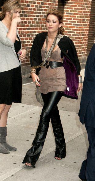 Miley Cyrus ma w nosie swoich fanów?