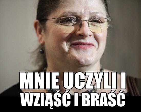 Hit! Awantura z Krystyną Pawłowicz i wziąść