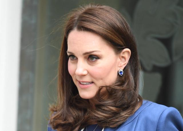Nie mogli oderwać wzroku od Kate przez TEN jeden szczegół