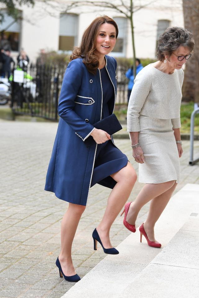 Kate Middleton udała się do wróżki!
