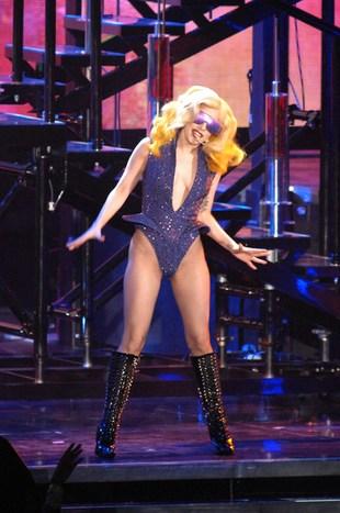Fragmenty koncertu Lady Gagi w Polsce [VIDEO]