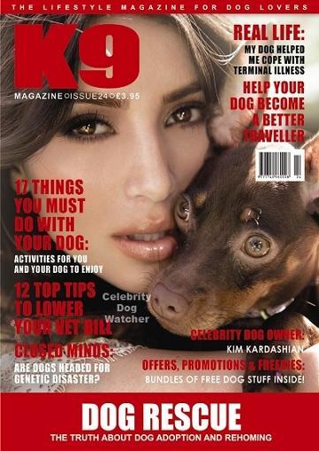 Kim Kardashian dla K9