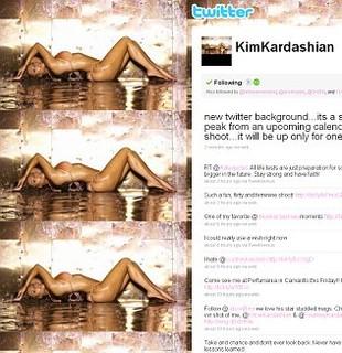 Kim Kardashian dała przedsmak gorącej sesji (FOTO)