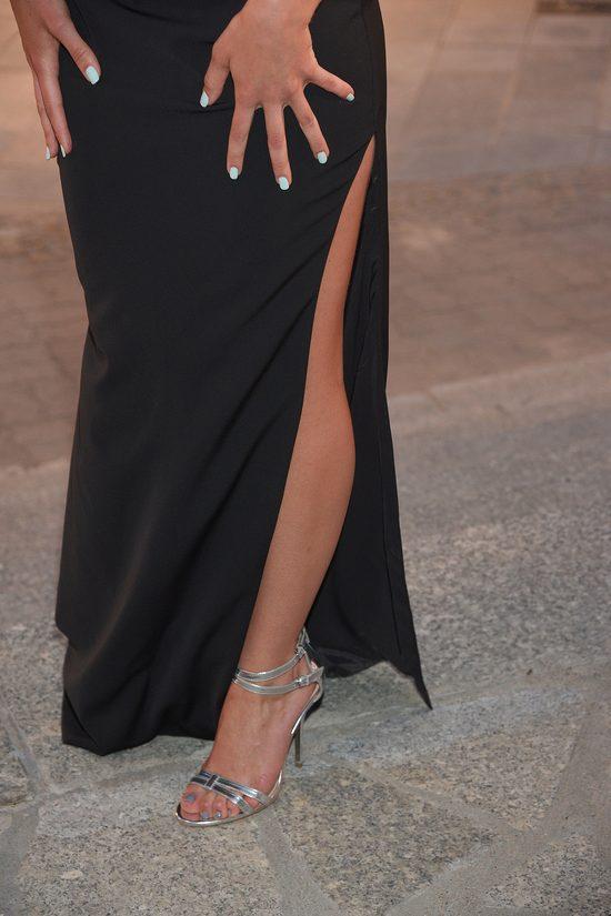 Kaczorowska skomentowała zdjęcie swoich stóp z odciskami