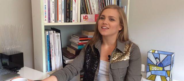 Kaczorowska publicznie pogodzi�a si� z Ma�lakiem (VIDEO)