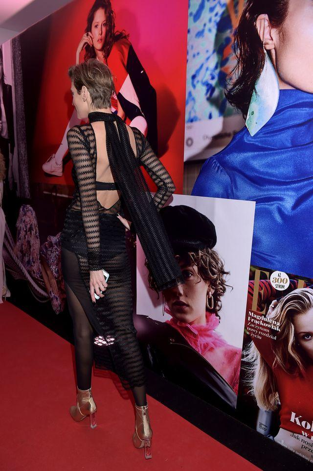 Renata Kaczoruk też poleciała do Cannes