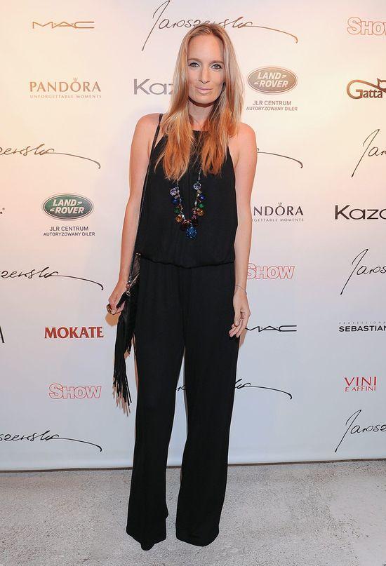 Kto przyby� na pokaz mody Natalii Jaroszewskiej? (FOTO)
