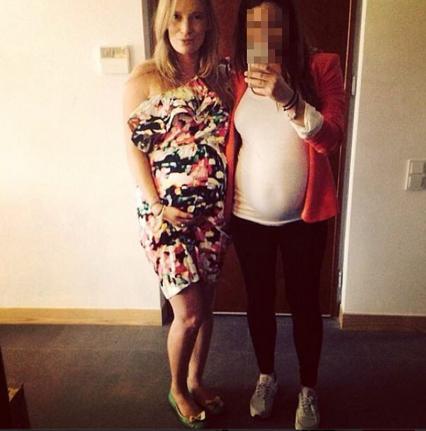 Kaja Śródka zrobiła nietypową pamiątkę z ciąży (FOTO)