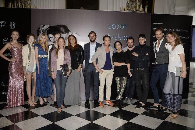 Kaja Śródka na konferencji Sopot Art&Fashion Week
