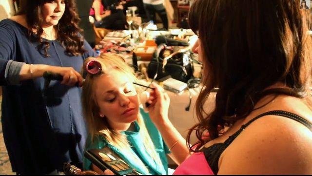 Kaley Cuoco pokazała video z przygotowań do ślubu (VIDEO)
