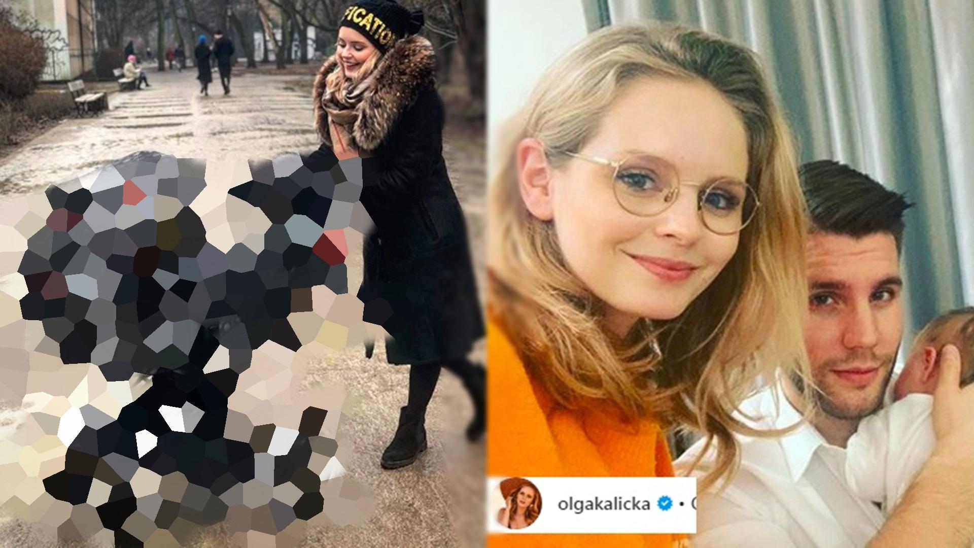 Olga Kalicka pochwaliła się drugim wózkiem. Znowu postawiła na słynną markę