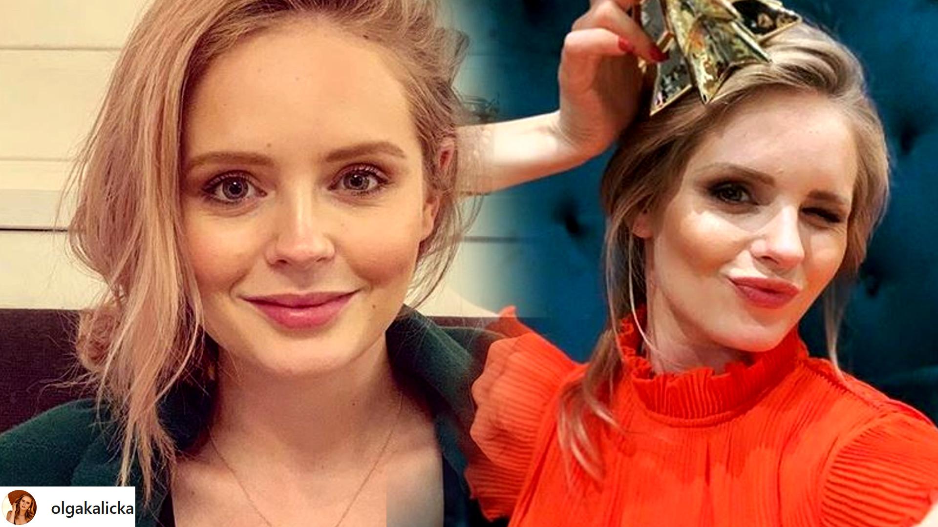 Olga Kalicka w ciążowej sesji z DUŻYM brzuszkiem: Wyglądasz jak Adele