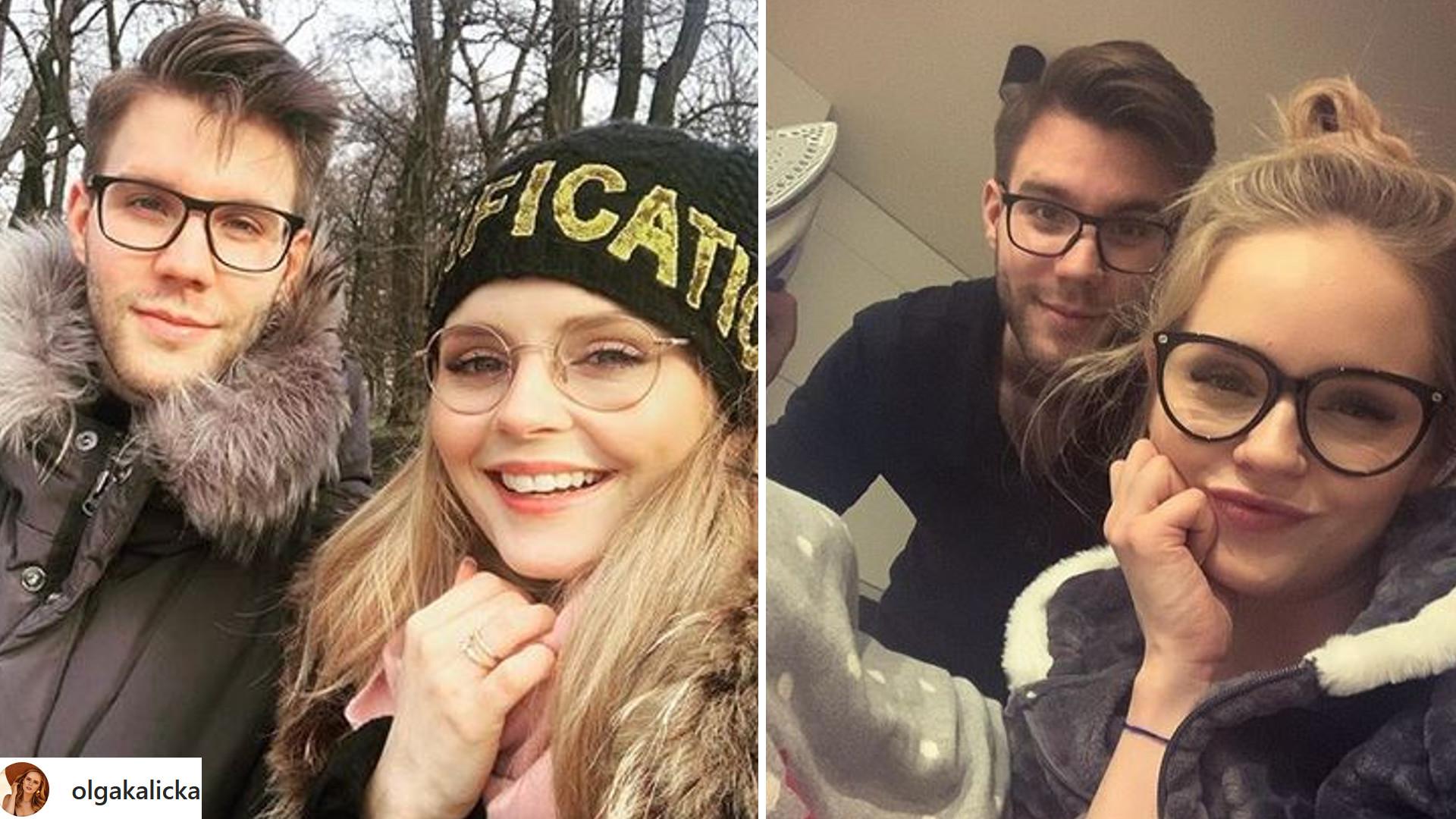 Olga Kalicka zaręczyła się z ojcem dziecka – pokazała pierścionek