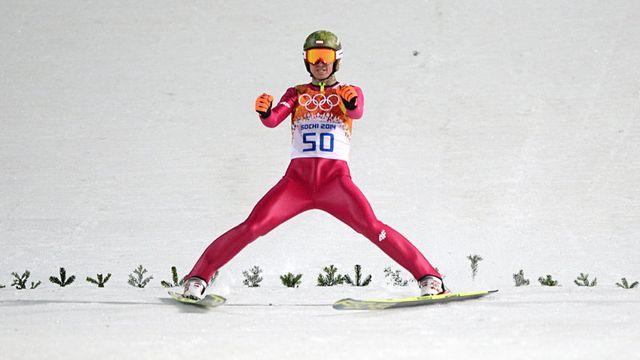 Kamil Stoch też zdobył złoty medal!