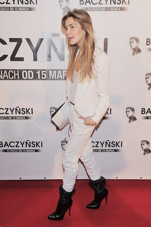 Bardzo szczupła Kamila Baar (FOTO)